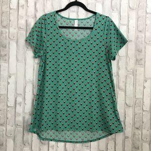 LulaRoe Minnie Shirt